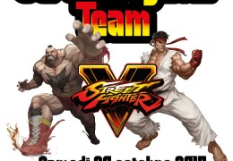 Châtillon street fighter team