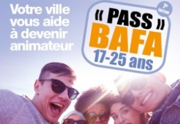 Inscription au Pass BAFA 2020